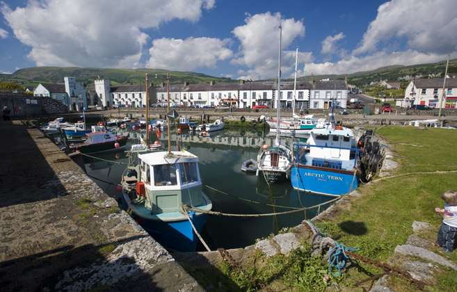 Carnlough | Shaped by Sea and Stone