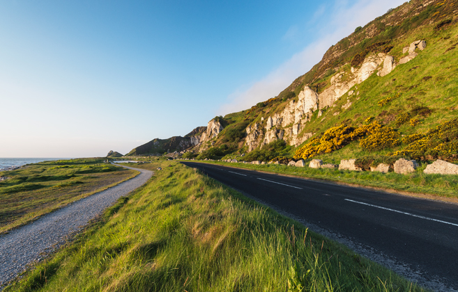 Antrim Coast Road | Shaped by Sea and Stone