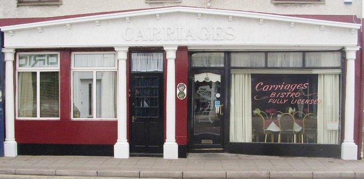 CarriagesBistro