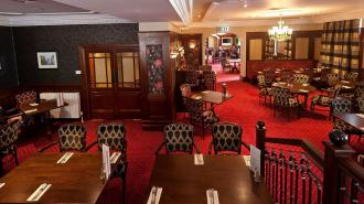 Adair Arms Hotel Restaurant