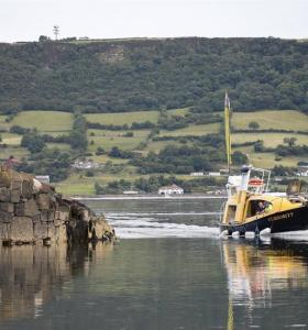 Carnlough Bay Boat Tours