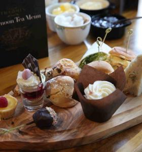Game of Thrones® Afternoon Tea at Ballygally Castle Hotel