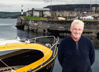 Carnlough Bay Boat Tours | Shaped by Sea and Stone
